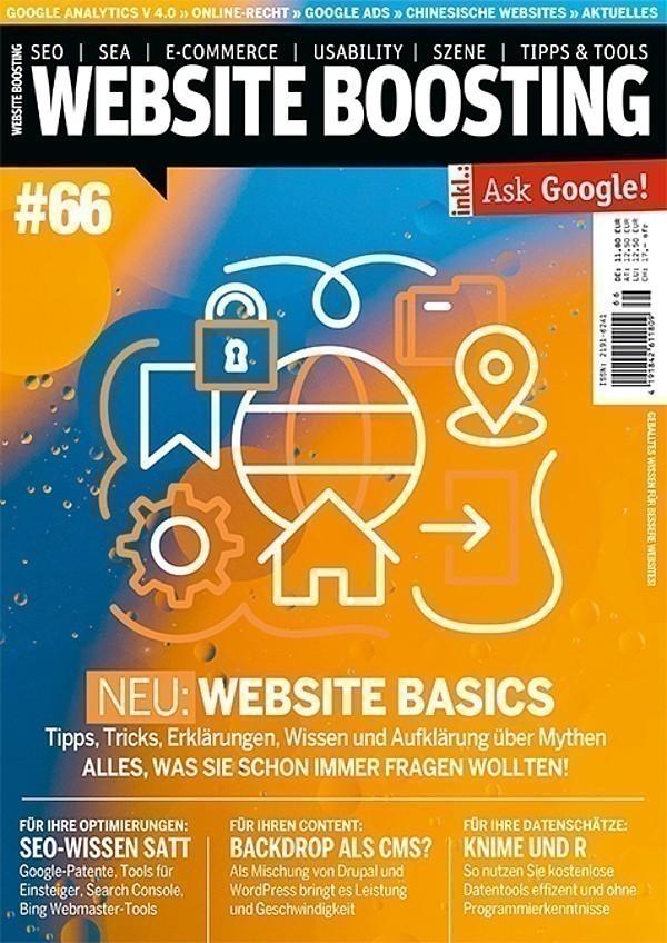 Website Boosting Nr. 66