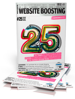 Website Boosting Nr. 25